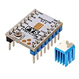 TMC2100 StepStick Stepper Motor Driver Board Ultra-quiet Mute Drive with Heat Sink for Reprap 3D Printer