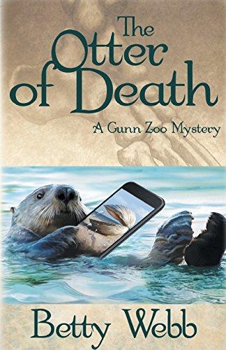 The Otter of Death (Gunn Zoo Series)