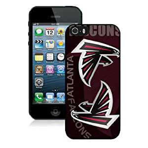 NFL Atlanta Falcons 09 iPhone 5 5S Case Gift Holiday Christmas Gifts cell phone cases clear phone cases protectivefashion cell phone cases HLNKY604581244