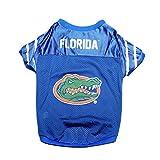 Pet Goods NCAA Florida Gators Collegiate Pet Jersey, Large For Sale