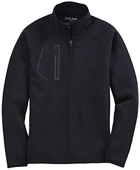 31c122e86 Amazon.com   Bobby Jones Men s Xh2O Performance Crawford Pullover Golf  Jacket   Clothing