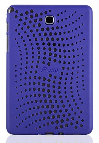 シリコン穴タブA 8.0 Galaxy Tab A 8.0 1855BUD B019CJMIP4  ネイビー Galaxy Tab A 8.0