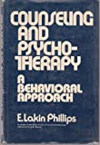 Counseling and Psychotherapy, E. Lakin Phillips, 0471018813
