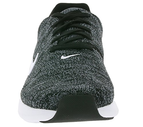 Nike Herren Air Max Modern Flyknit Sneakers BLACK/WHITE-COOL GREY-UNIV
