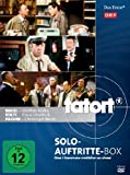 Tatort: Solo-Auftritte-Box [3 DVDs]