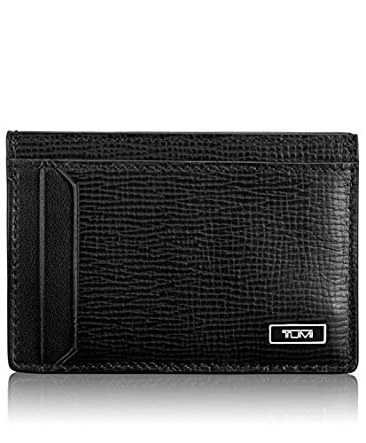 06. TUMI Men's Monaco Money Clip Card Case