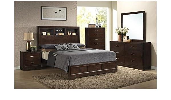 Amazon.com: Denver Bedroom Set (Full): Kitchen & Dining