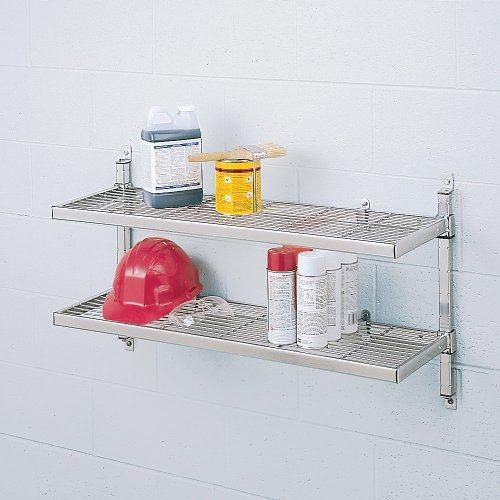 Review Wall-Hung Wire Shelving By C&H by NEWCOMERS