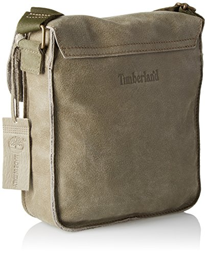 Military Shoppers de hombro Hombre y Olive Timberland bolsos Tb0m5584 Verde 5xwO8pqSR