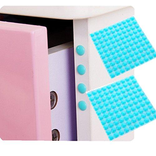 85%OFF Windspeed 200 Pcs Door Bumpers, Self Adhesive Bumper Pads Combo Pack