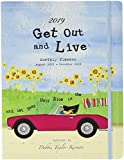 WSBL Get Out and Live 2019 Monthly Planner (19997050010)