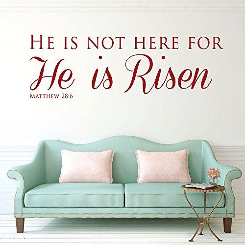 He Is Risen -