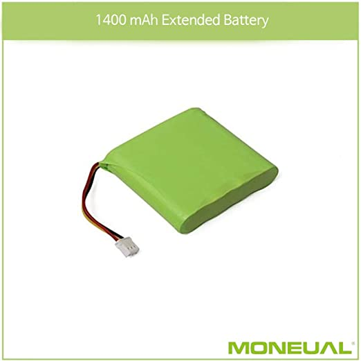 Moneual 8809141316085 Batería robot aspirador 1400mah: Amazon.es ...