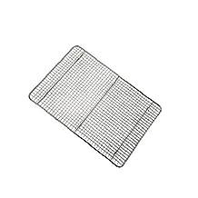 New Kitchen Baking Wire Cooling Rack Artisan Metal Works 1/2 Sheet Pan