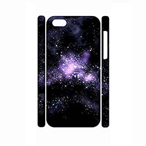 TYHde Classic Personalized Custom Dustproof Galaxy Pattern Phone Case for Iphone 4/4s Case ending