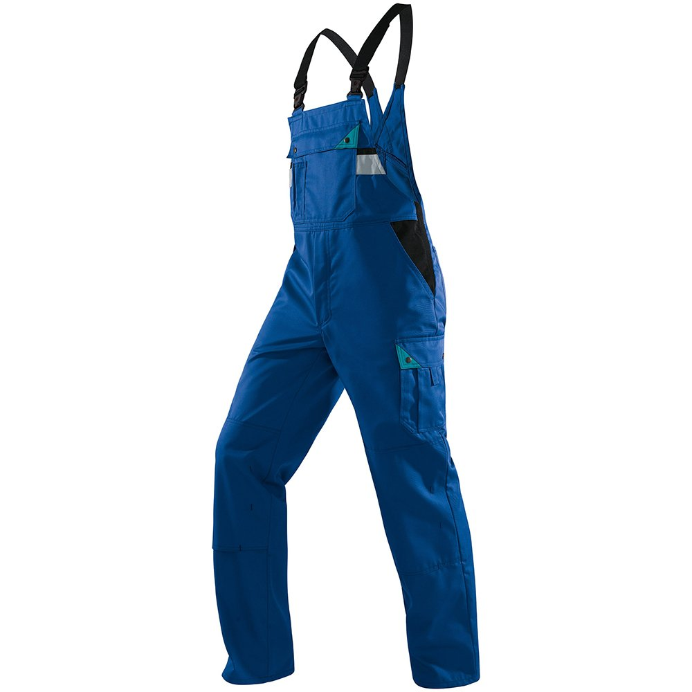 Kubler 10855803-4665-56 LatzhoseBrand X Cornflower Blue//Green 56