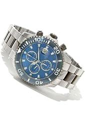 Men's Invicta 12184 Reserve Pro Diver Swiss Valjoux 7750 Chronograph Stainles...