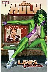 She-Hulk Vol. 4: Laws of Attraction (She-Hulk (2005-2009)) Kindle Edition