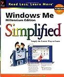 Windows Millennium Edition Simplified, Ruth Maran, 0764534947