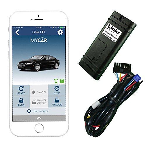 Omega MYCAR Carlink LINKR-LT1 MOBILE Smart Phone iPhone & Android