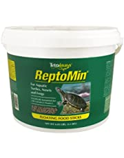 Tetra ReptoMin Floating Food Sticks for Aquatic Turtles, Newts and Frogs