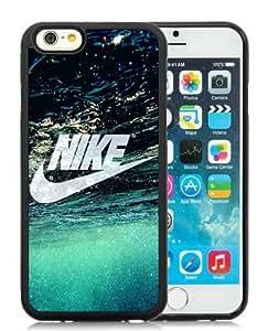 Fantastic Customized Nike iPhone 6 4.7 Inch TPU Case Just do it Series 4 Black