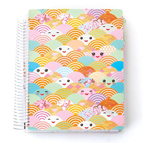 Paper House Productions PL-0010E Kawaii Stationery, Planner, 1-Pack, Single