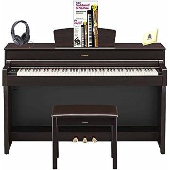 yamaha ydp 184 arius 88 key digital piano with gh3 graded hammer keyboard cfx. Black Bedroom Furniture Sets. Home Design Ideas