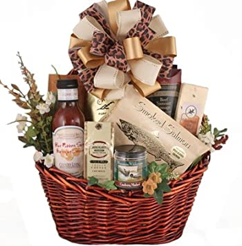 497627d2ede09 Amazon.com   The Hearty Selection Men s Meat and Cheese Deluxe Gift ...