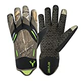 "Best Cold Weather Hunting Gloves - Hot Shot Men's ""Element"" Touch Glove, Realtree Xtra/Lime Review"