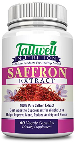 Pure Saffron Extract Suppressant Nutrition