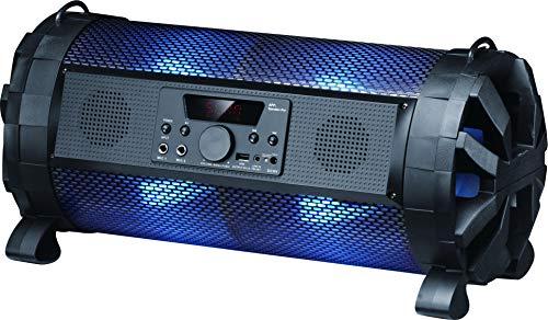 Hi-Fi Led Light-Up Bluetooth Speaker with App Control