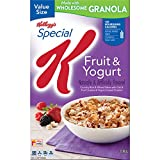 Special K Kelloggs Cereal, Fruit and Yogurt, 19.10 Ounce