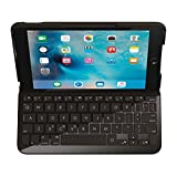 Logitech Case with Qwerty English Keyboard for iPad Mini 4 - Black
