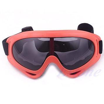 DAYANGE Gafas De Sol A Prueba De Polvo De La Nieve Gafas De ...