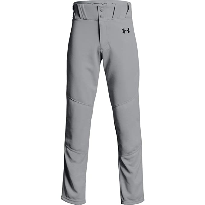 best sneakers 5054a aa24c Under Armour Boys Utility Relaxed Baseball Pant, Baseball Gray (080) Black,