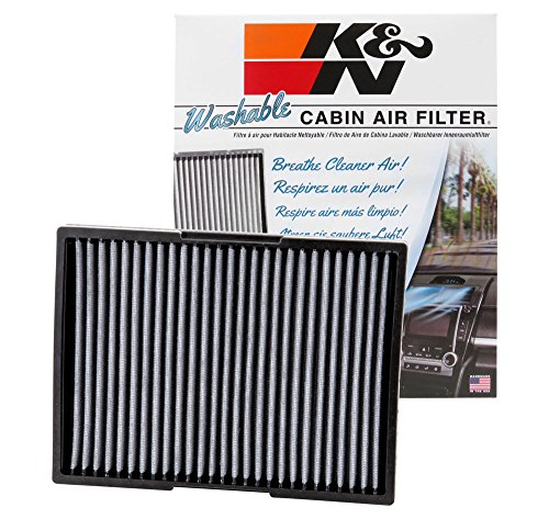 VF2012 K&N CABIN AIR FILTER (Cabin Air Filters):