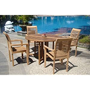 51dGKJn96bL._SS300_ 51 Teak Outdoor Furniture Ideas For 2020