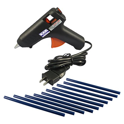 FIRSTINFO Air Suction Cup Dent Remover Sliding Hammer Dent Puller with 10-Piece Glue Tabs and Glue Gun/Sticks Kit by FIRSTINFO TOOLS FIT YOUR NEEDS (Image #7)
