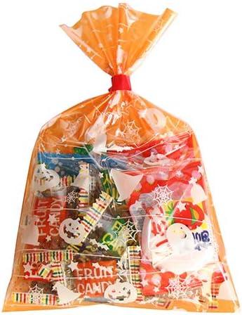 ハロウィン袋 6袋 お菓子 詰め合わせ(Fセット) 駄菓子 袋詰め おかしのマーチ
