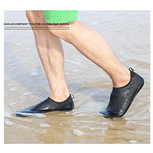 Skin Aquatiques Nouveau Yoga Natation Water Plage Noir Pour La Barefoot Chaussettes Saguaro Sur SZE1q1