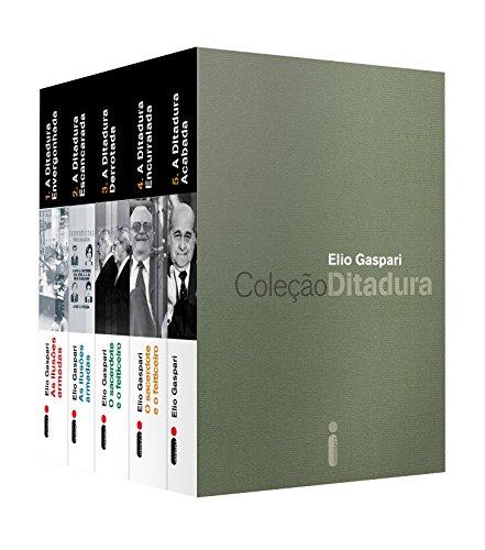 Coleção Ditadura - Caixa com 5 Volumes
