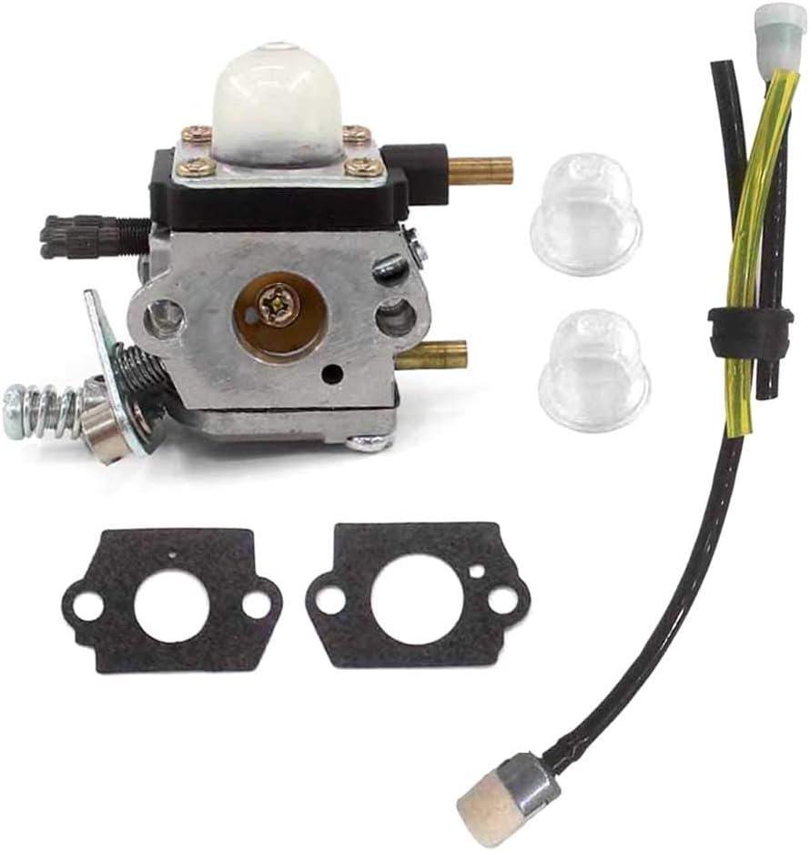Carburateur pour Zama C1U-K54A ligne de carburant Mantis 7222 Echo 12520013123