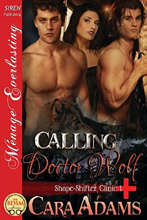 book cover of Calling Doctor Wolf
