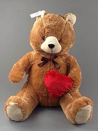 XL 100cm Kuschelbär Riesen Teddybär Stofftier Plüschteddy