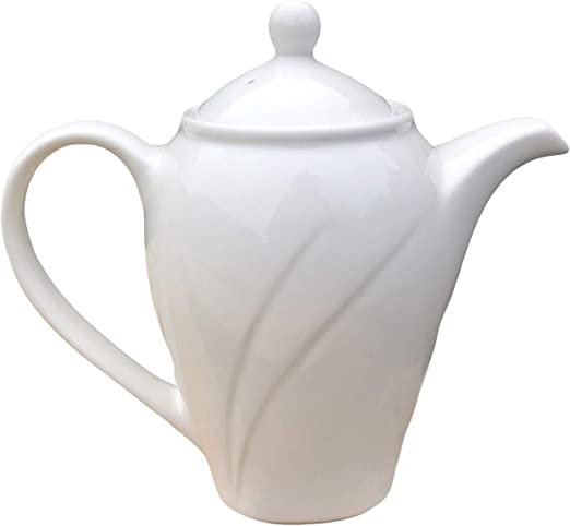 Steelite 9300C557 - Cafetera de cerámica, diseño de Alvo: Amazon ...