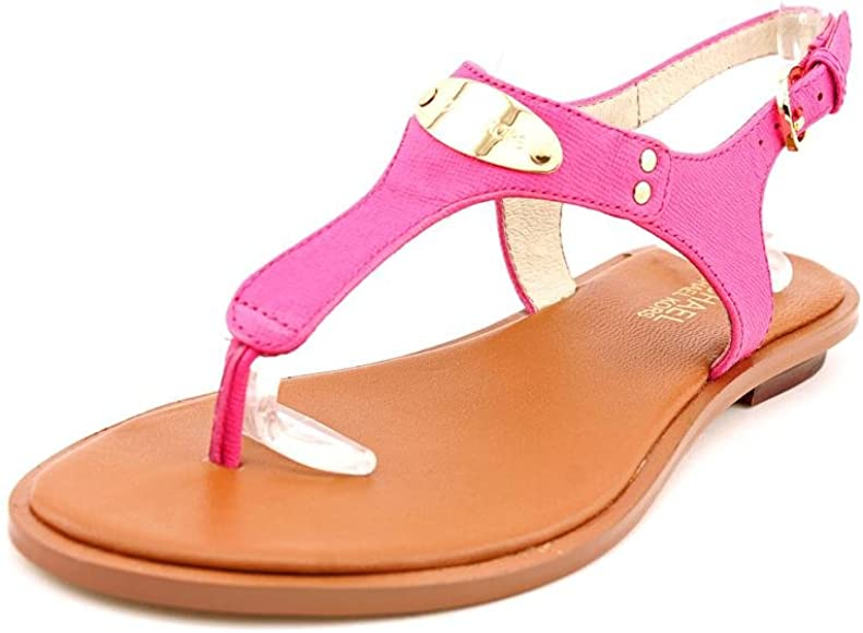 Michael Kors Plate Thong Sandal Zinnia