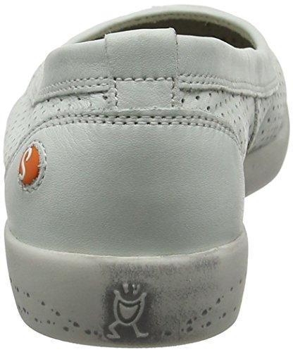 SoftinosIol389sof, Zapatos de Tacón Mujer Blanco