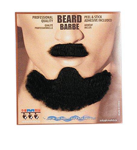 Balbo Beard and Mustache Adhesive