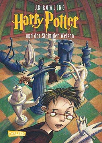 Harry Potter und der Stein der Weisen Gebundenes Buch – 21. Juli 1998 J.K. Rowling Klaus Fritz Carlsen 3551551677